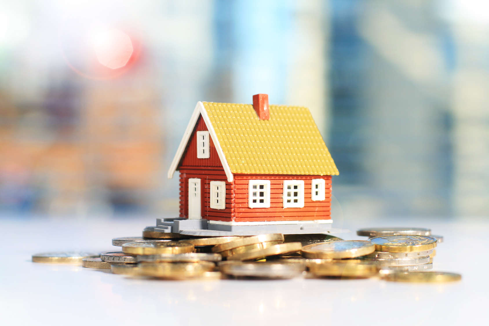 Net annual value of house property investment agricultural investment project