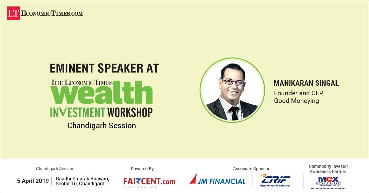 ET wealth investment workshop